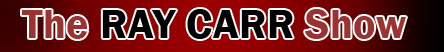 The RAY CARR Show logo