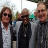 Ray with Rich Spina and David Porter